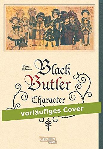 Black Butler Character Guide