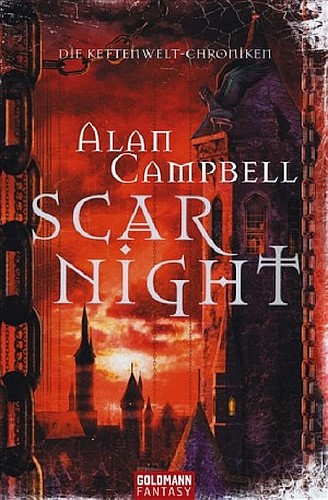 Campbell Kettenwelt 1 Scarnight Cover 2007