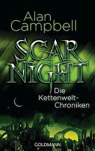 Campbell Kettenwelt 1 Scarnight Cover TB 2011