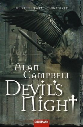 Campbell Kettenwelt 2 Devilsnight Cover