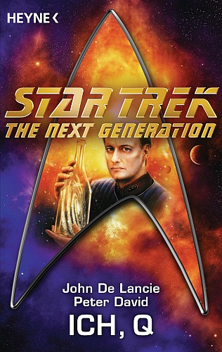 Star Trek - The Next Generation Ich Q von John De Lancie