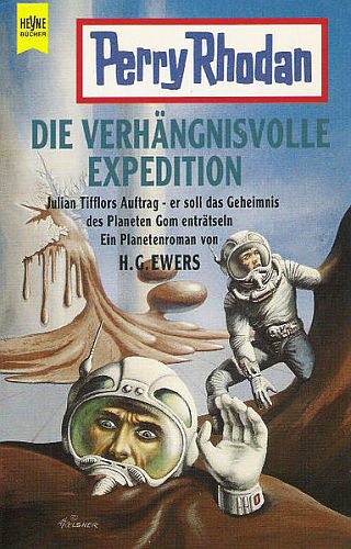 Ewers PR Verhängnisvolle Expedition Cover 1995