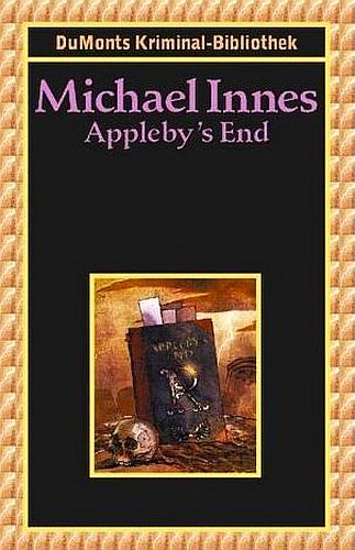 Innes Applebys End Cover