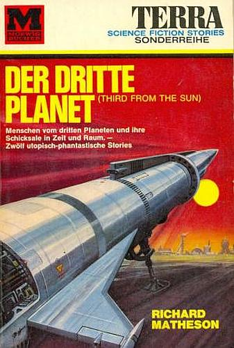 Matheson Dritter Planet Cover