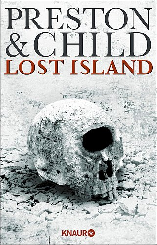 Preston Child Crew03 Lost Island Cover 2015