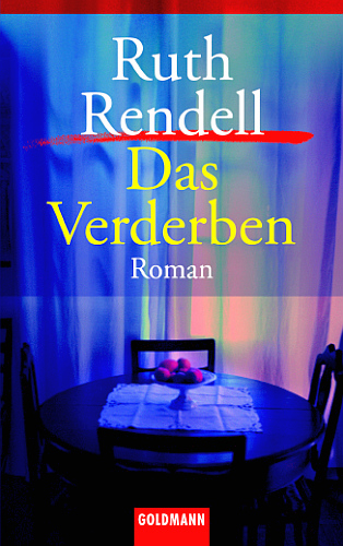 Rendell Wexford Verderben Cover TB 2004