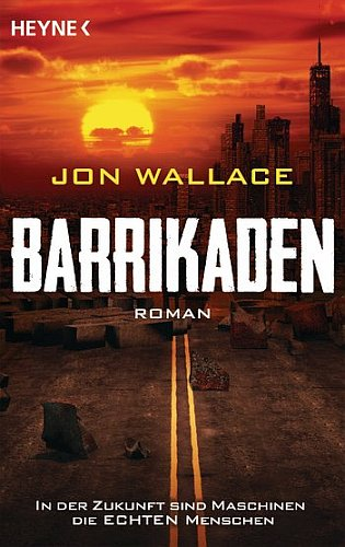 Wallace Jon Barrikaden Cover
