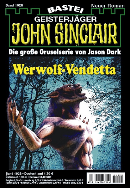 Werwolf-Vendetta John Sinclair 1928